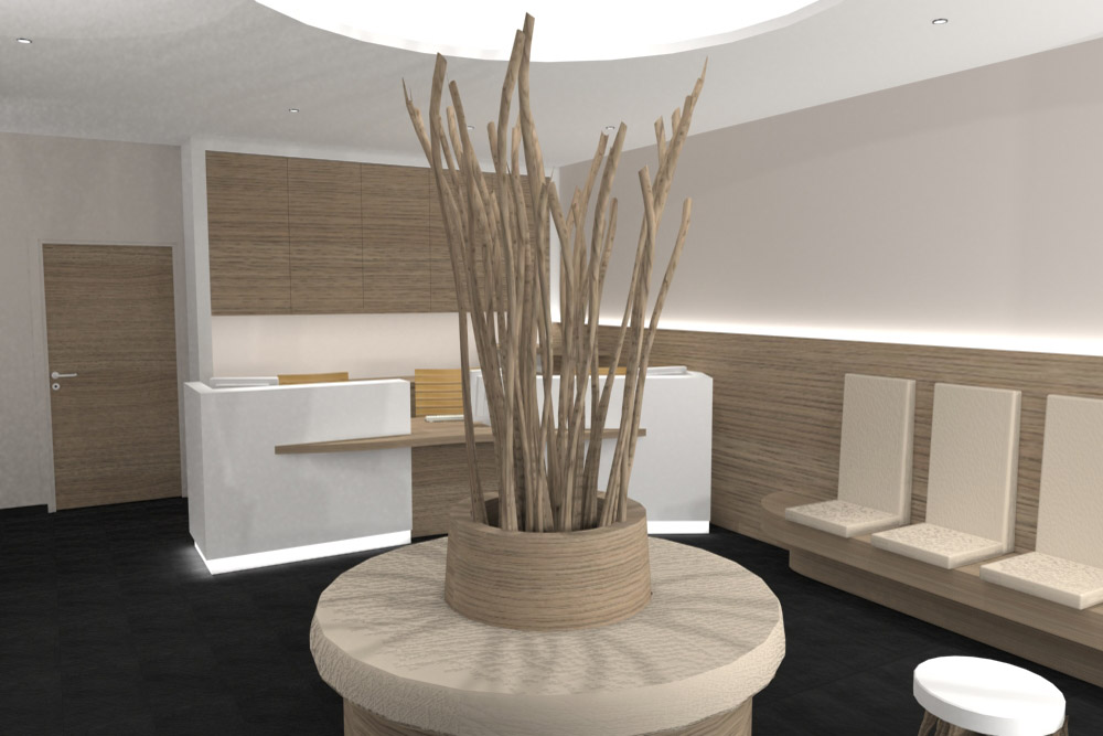Accueil, image 3D