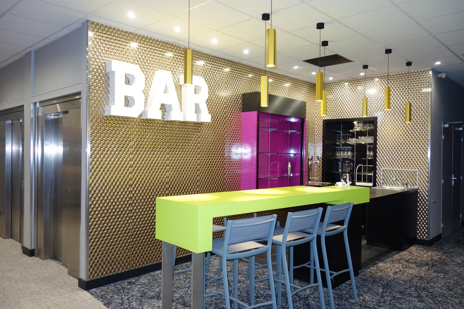 Bar en libre service