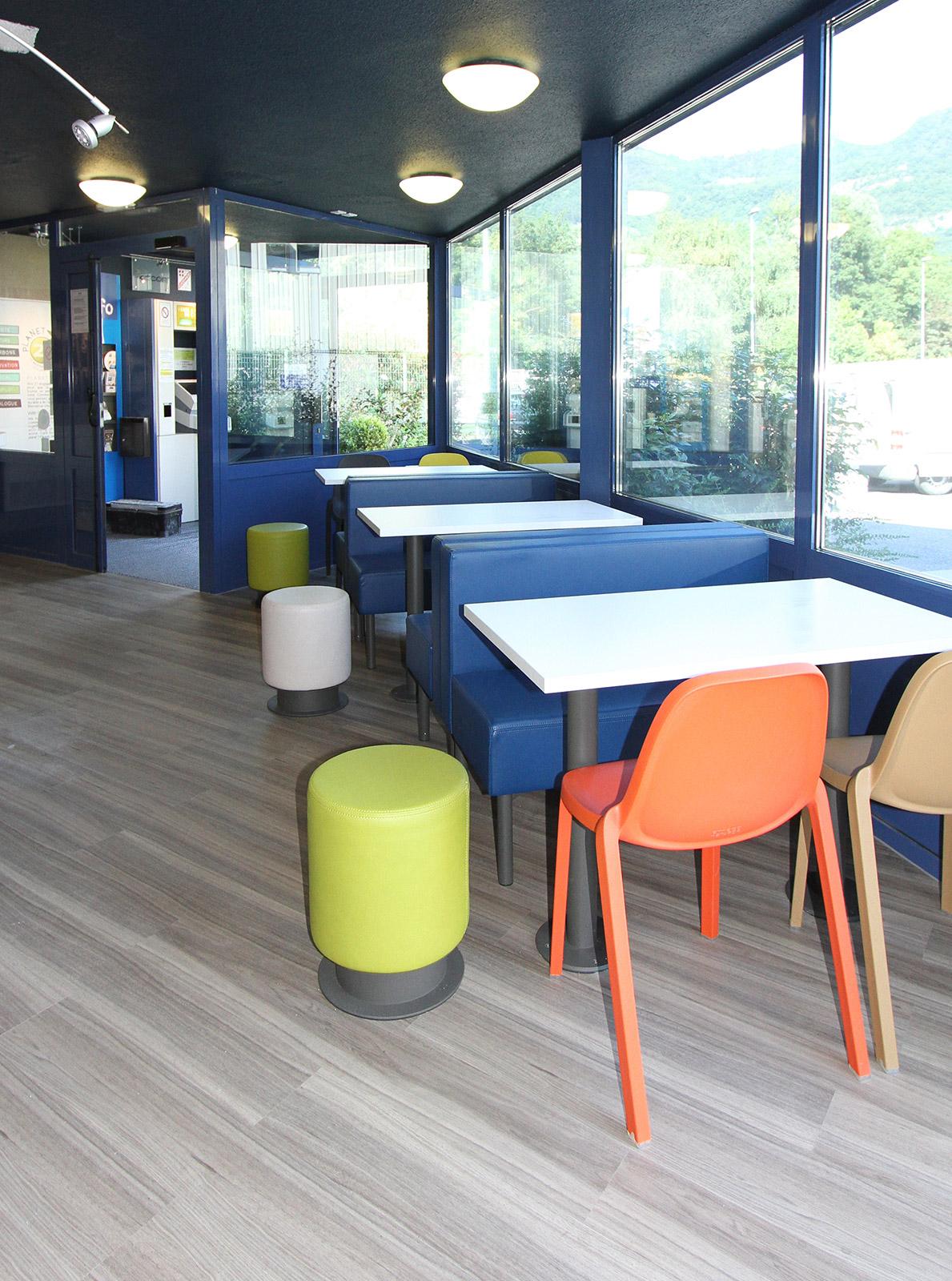 IBB Avenzi - Extension de cafétéria