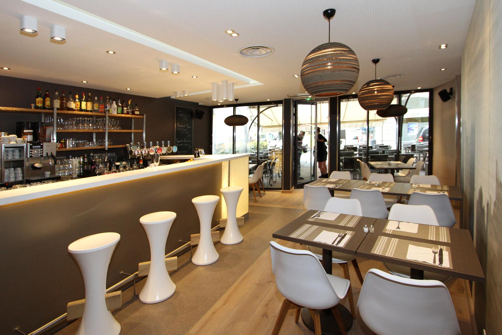 Salle - bar