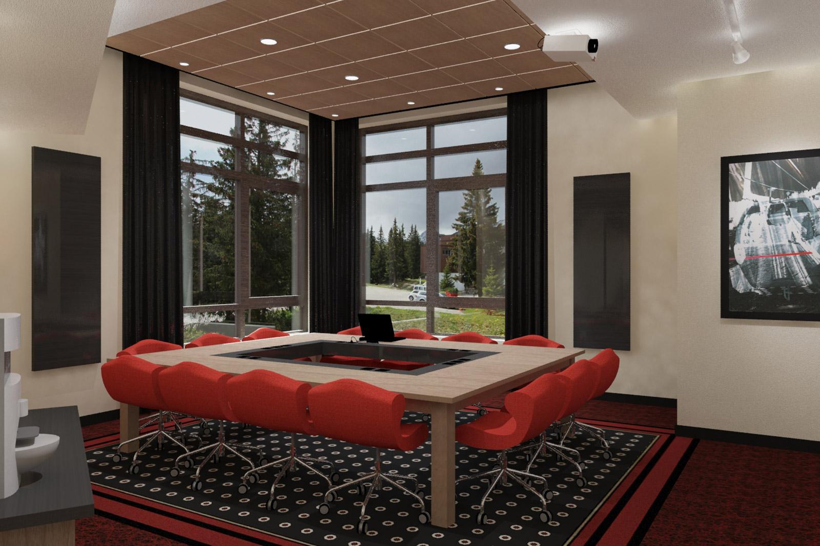 Salon 1 - image 3D v1