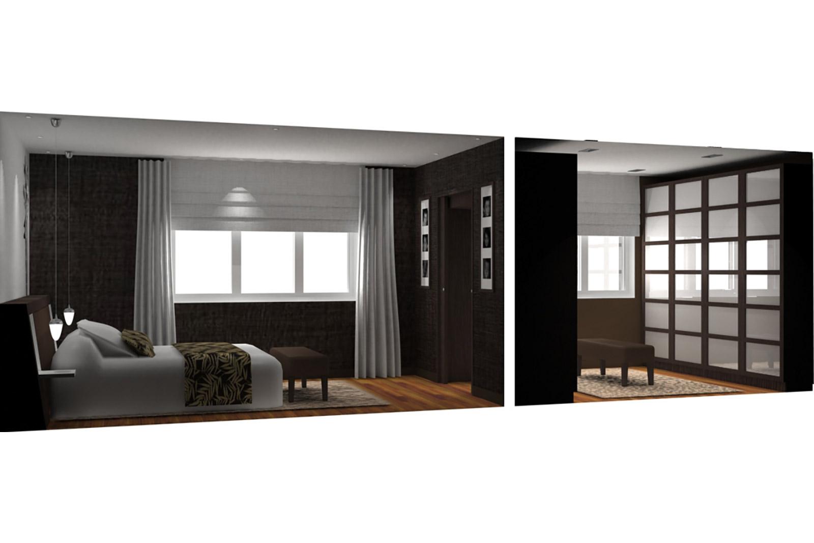 Suite parentale - image 3D